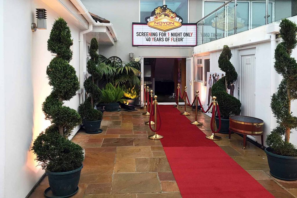 Private Red Carpet Event