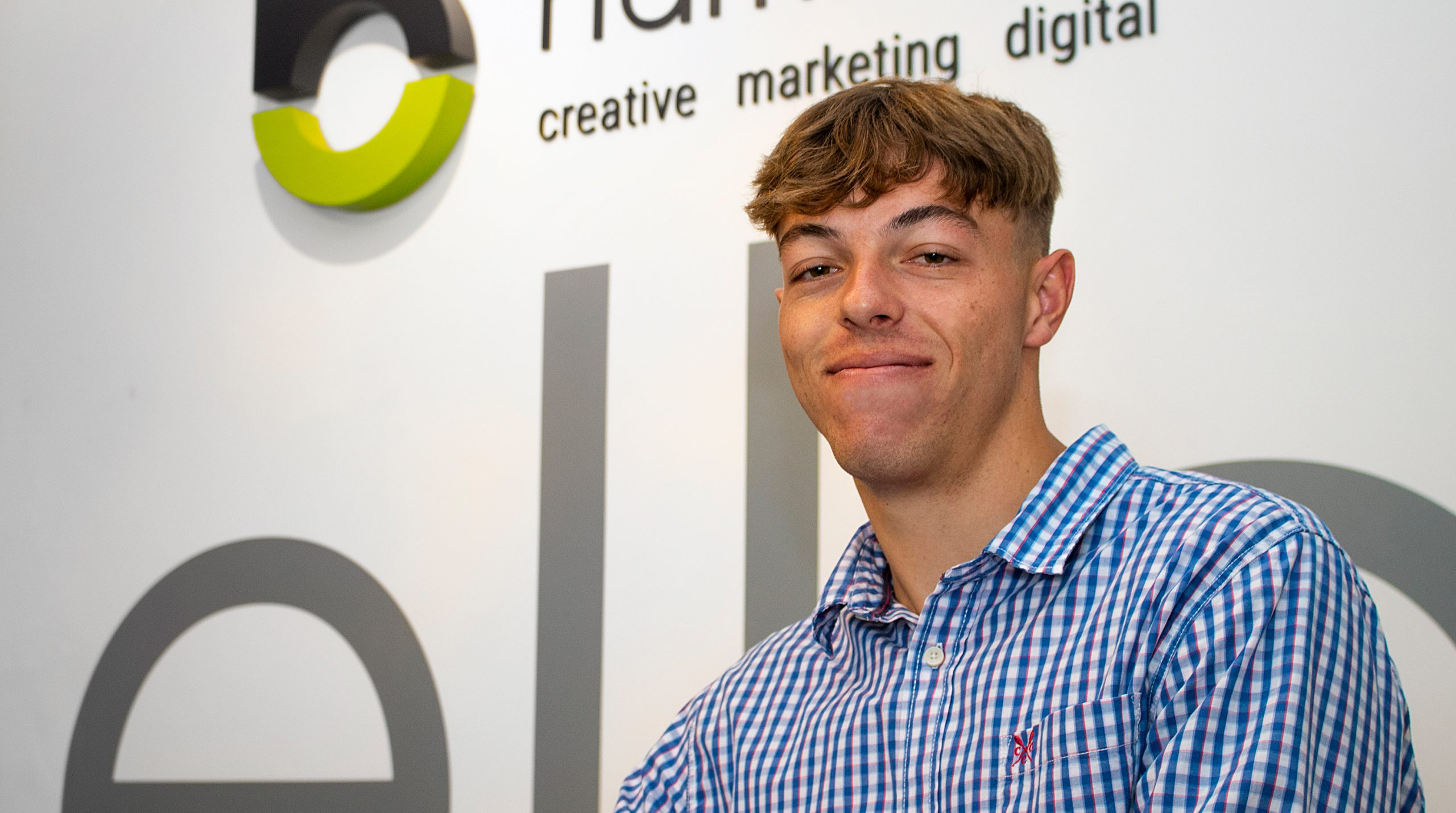 Turning Covid disruption into a benefit – Hamilton Brooke has taken on a Digital Intern