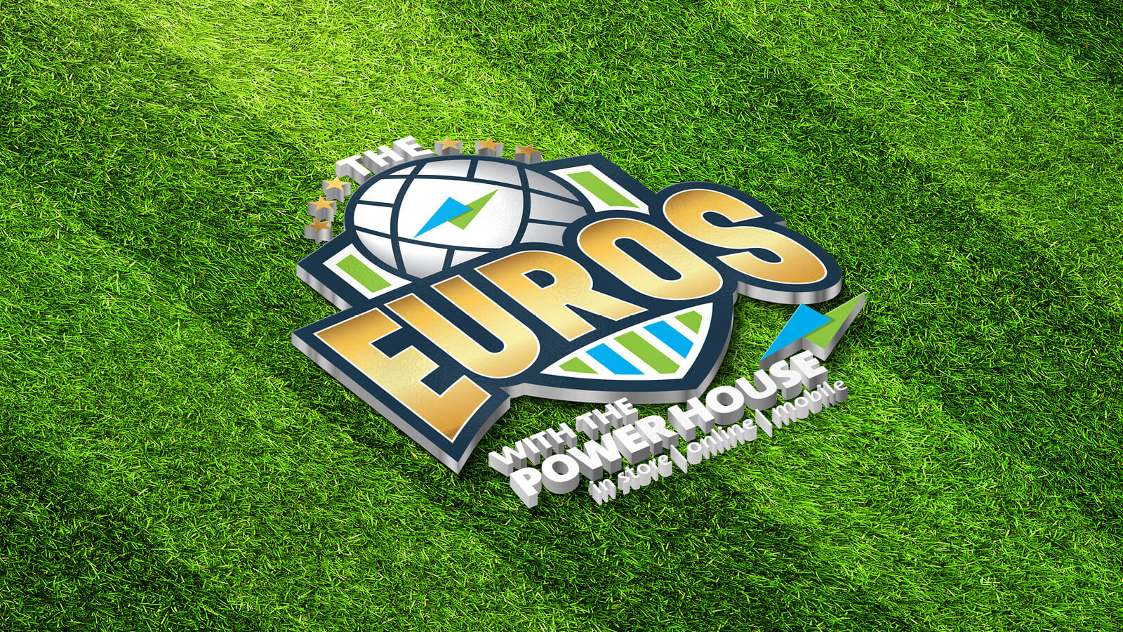 Euro 2020 TV & social campaign for Powerhouse, Jersey